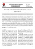 Effects of mulch practices on fresh ear yield and yield components of sweet corn