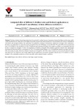 Integrated effect of different N-fertilizer rates and bioslurry application on growth and N-use efficiency of okra (Hibiscus esculentus L.)