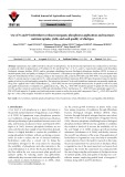 Use of N and P biofertilizers reduces inorganic phosphorus application and increases nutrient uptake, yield, and seed quality of chickpea