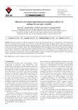 Efficient in vitro plant regeneration from immature embryos of endemic Iris sari and I. schachtii