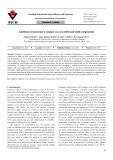 Xanthium strumarium L. impact on corn yield and yield components