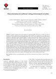 Characterization of sunflower testing environments in Serbia