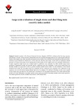Large scale evaluation of single storm and short/long term erosivity index models