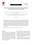 Enhancement of emergence potential and stand establishment of Moringa oleifera Lam. by seed priming