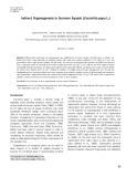 Indirect organogenesis in summer squash (Cucurbita pepo L.)