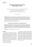 Estimating fuel biomass of some shrub species (maquis) in Turkey