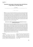 Quantitative determination of alkyl ketene dimer (AKD) retention in paper made on a pilot paper machine