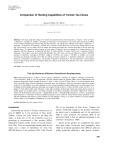 Comparison of rooting capabilities of Turkish tea clones