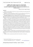 Nhiễm vi rút viêm gan B ở các thành viên trong hộ gia đình: nghiên cứu cộng đồng tại một xã miền núi phía bắc (xã Bản Qua, huyện Bát Xát, tỉnh Lào Cai)