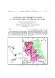 Cảnh báo nguy cơ trượt lở đất ở các huyện miền núi tỉnh Quảng Ngãi