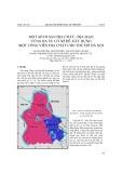 Một số di sản địa chất - địa mạo vùng Ba Vì: Cơ sở để xây dựng một công viên địa chất cho thủ đô Hà Nội