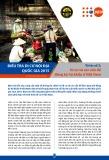 Điều tra di cư nội địa quốc gia 2015 - Tờ tin số 2: Di cư và các vấn đề đăng ký hộ khẩu ở Việt Nam