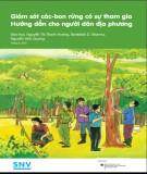 Giám sát các-bon rừng có sự tham gia hướng dẫn cho người dân địa phương