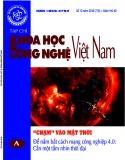 Tạp chí khoa học và công nghệ Việt Nam số 10 năm 2018
