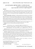 Sản xuất kháng thể thỏ chống Fcγ người gắn FITC
