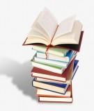 Tập bài giảng môn Khoa học quản lý (Dành cho sinh viên khóa Đại học 7 - chuyên ngành Quản lý TDTT)