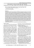 Tình trạng và bảo tồn khu hệ linh trưởng tại Khu bảo tồn thiên nhiên Bắc Hướng Hóa, tỉnh Quảng Trị