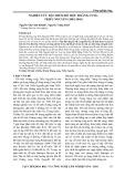 Nghiên cứu đặc điểm đồ mộc hoàng cung Triều Nguyễn