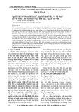 Nhân giống in vitro một số loài dó trầm (aquilaria) ở Việt Nam