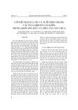 Vấn đề thạch luận và tuổi hình thành các đá Gabroit cao kiềm trong khối Sơn Đầu và phía Tây Núi Chúa
