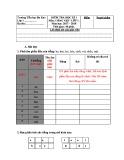 Đề thi học kì 1 môn Tiếng Việt lớp 1 năm 2017-2018 có đáp án - Trường Tiểu học Đa Kao