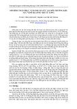 Mô hình toán phục vụ đánh giá sức tải môi trường khu vực vịnh Hạ Long - Bái Tử Long
