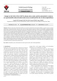 Changes in the levels of liver HSP70, plasma nitric oxide, and the antioxidative system in an experimentally induced endotoxemia mouse model and the role of reduced glutathione
