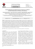 Genetic engineering of an industrial strain of Streptomyces clavuligerus for further enhancement of clavulanic acid production