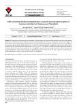 Effect of nutrient media and initial biomass on growth rate and nutrient uptake of Sargassum spinuligerum (Sargassaceae, Phaeophyta)