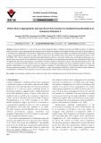 Direct shoot organogenesis and Agrobacterium tumefaciens mediated transformation of Solanum trilobatum L.
