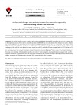 Cardiac patch design: Compatibility of nanofiber materials prepared by electrospinning method with stem cells