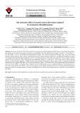 The restorative effect of ascorbic acid on liver injury induced by asymmetric dimethylarginine