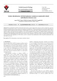 Genetic identification with heteroplasmic variations in maternally related individuals in forensic cases