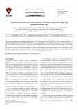 Anatomical and ultrastructural responses of Brassica napus after long-term exposure to excess zinc