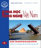 Tạp chí khoa học và công nghệ Việt Nam số 6 năm 2018