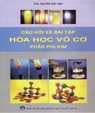 Hóa học vô cơ - Câu hỏi và bài tập phần phi kim: Phần 2