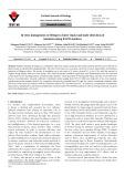 Menstrual cycles, endogenous sex hormones, chromosome sensitivity, sister chromatid exchange, chromosome aberrations