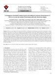 Investigation of potential virulence genes and antibiotic resistance characteristics of Enterococcus faecalis isolates from human milk and colostrum samples