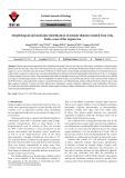 Morphological and molecular identification of pennate diatoms isolated from Urla, İzmir, coast of the Aegean Sea