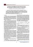 """Vận dụng quan điểm hoạt động trong dạy học bài """"giới hạn của hàm số"""" (đại số và giải tích 11)"""