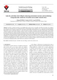 Salicylic acid delays leaf rolling by inducing antioxidant enzymes and modulating osmoprotectant content in Ctenanthe setosa under osmotic stress