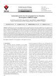 Antioxidant activity of in vitro propagated Stevia rebaudiana Bertoni plants of different origins