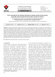 PCR screening for the surfactin (sfp) gene in marine Bacillus strains and its molecular characterization from Bacillus tequilensis NIOS11
