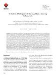 Evaluation of biological activities of goldmoss stonecrop (Sedum acre L.)