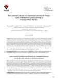 Total phenolic contents and antioxidant activities of Prangos Lindl. (Umbelliferae) species growing in Konya province (Turkey)
