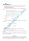 Phương pháp giải bài tập kim loại tác dụng với HH axit
