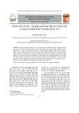 Chính sách Sự đại – Sự phản ánh hiểu biết của Triều Tiên về quan hệ Minh-Đại Việt đầu thế kỷ XV