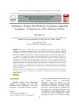 Technology Transfer from British to Vietnamese Industrial Companies - Venturing into a New Business Culture