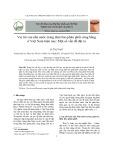 Vai trò của nhà nước trong đảm bảo phân phối công bằng ở Việt Nam hiện nay: Một số vấn đề đặt ra