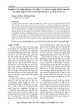 Nghiên cứu biến động cấu trúc và chất lượng rừng trồng sa mộc theo tuổi tại huyện Si Ma Cai, tỉnh Lào Cai